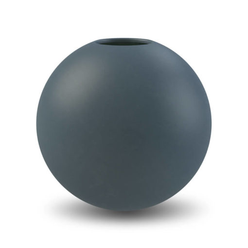 Cooee Design Large Ball Vase Midnight Blue