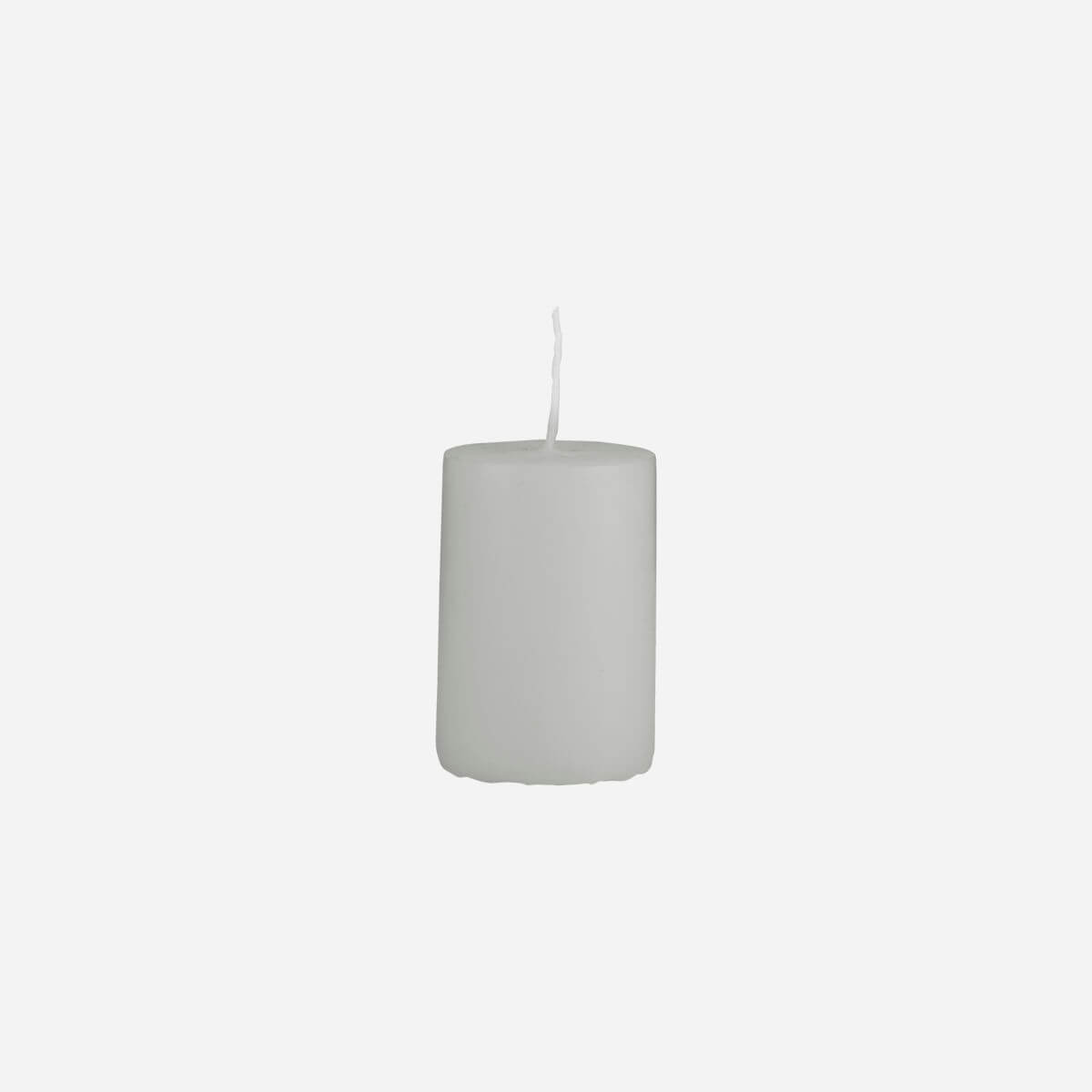 House Doctor Pillar Candle Grey - 40x60
