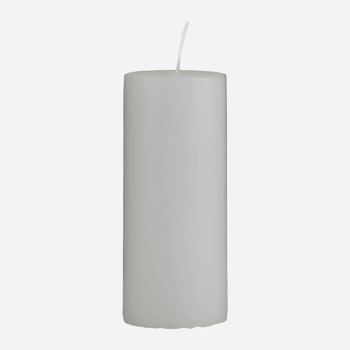 House Doctor Pillar Candle Grey - 60x150