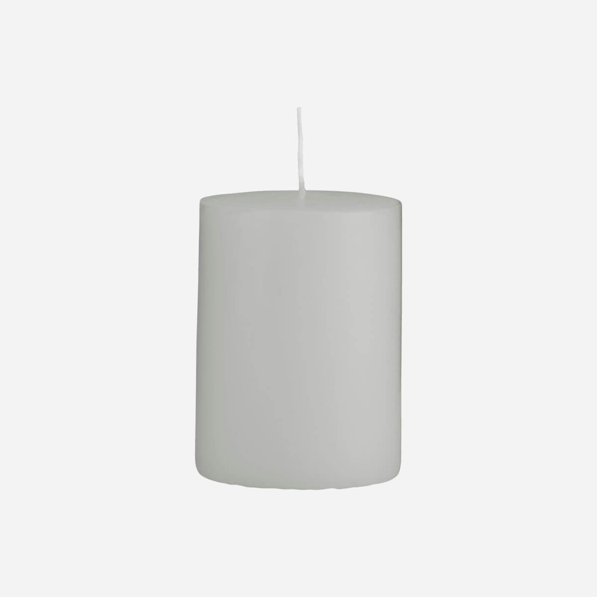House Doctor Pillar Candle Grey - 70x100