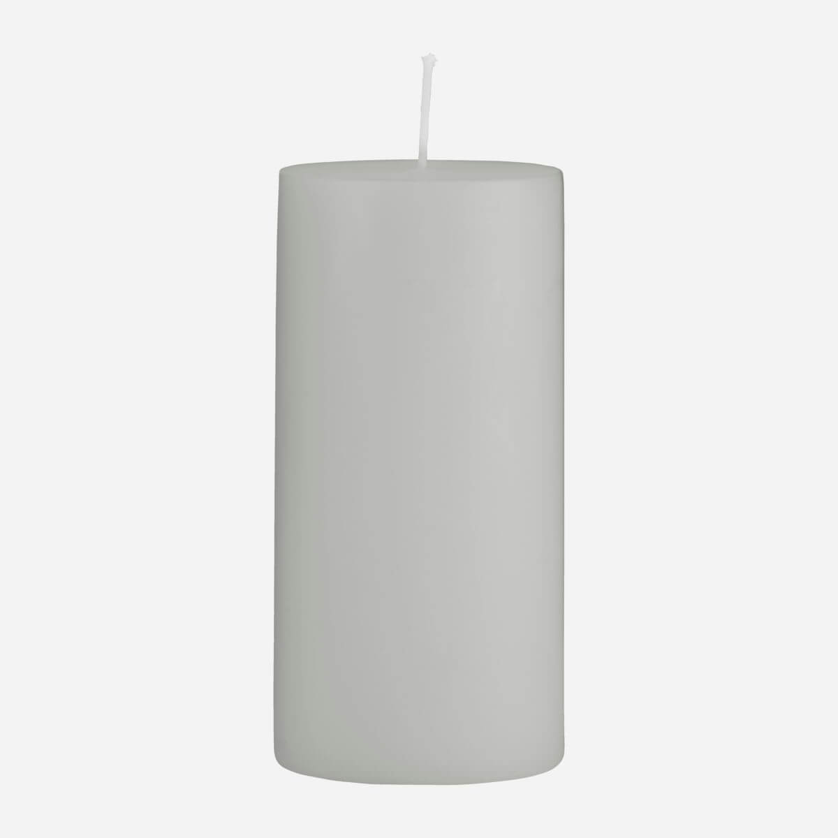 House Doctor Pillar Candle Grey - 70x200
