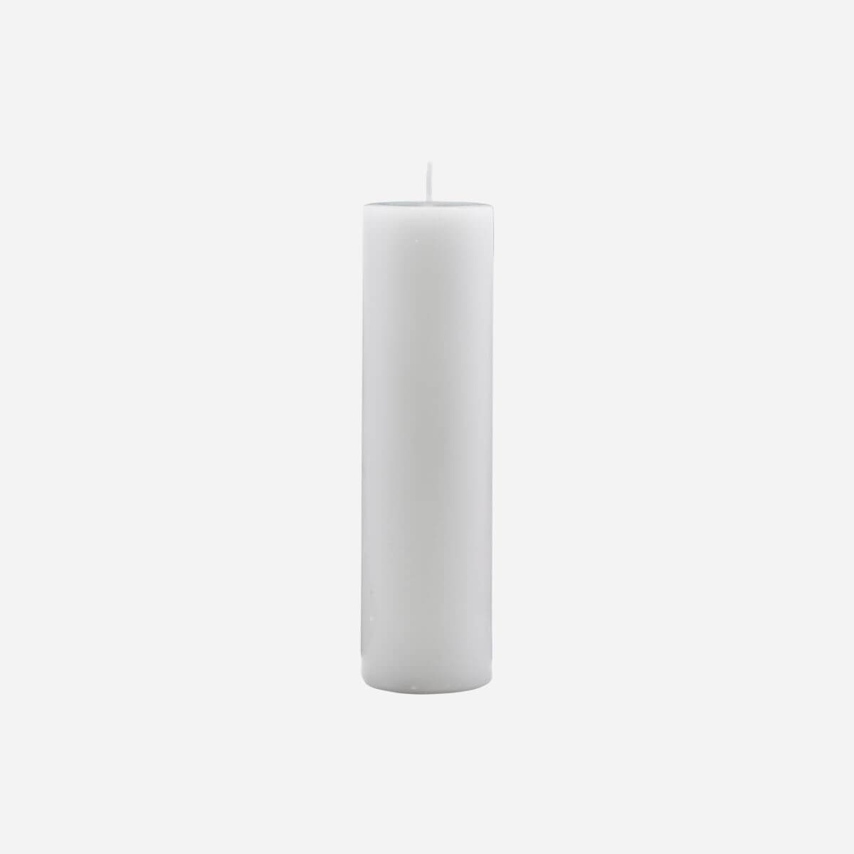 House Doctor Pillar Candle Grey - 40x150