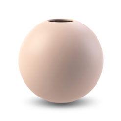 Cooee Design Large Ball Vase Dusty Pink