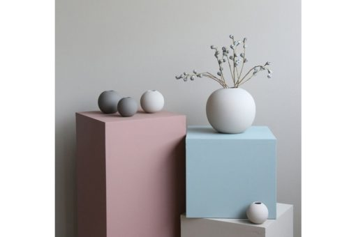 Cooee Design Small Ball Vase Sand