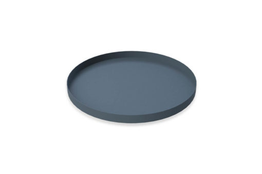 Cooee Design Tray Circle Midnight Blue