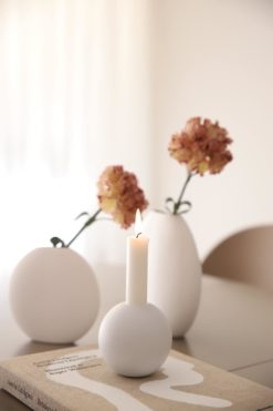 Cooee Design Small Pastille Vase White