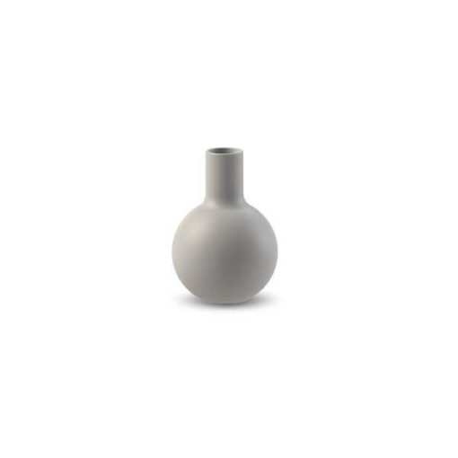 Cooee Design Collar Vase Black Small