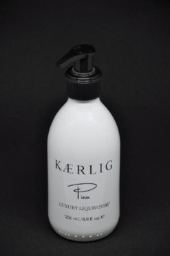 Kaerlig Beauty Blue Luxury Liquid Soap