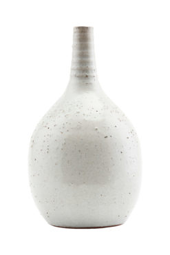 House Doctor Vase TURN White/Grey