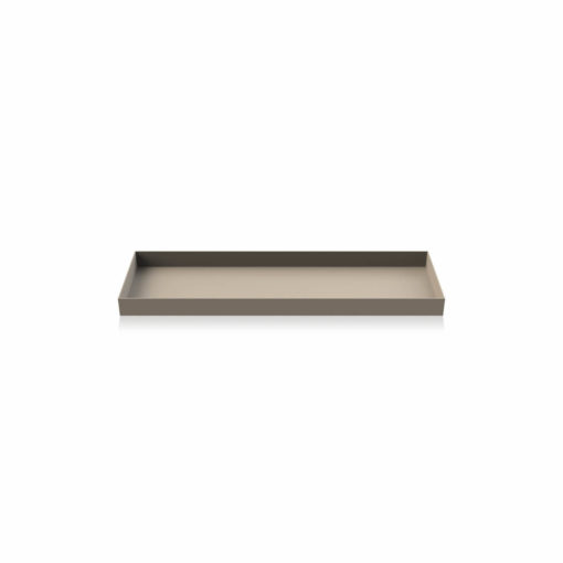 Cooee Design Rectangle Tray Sand