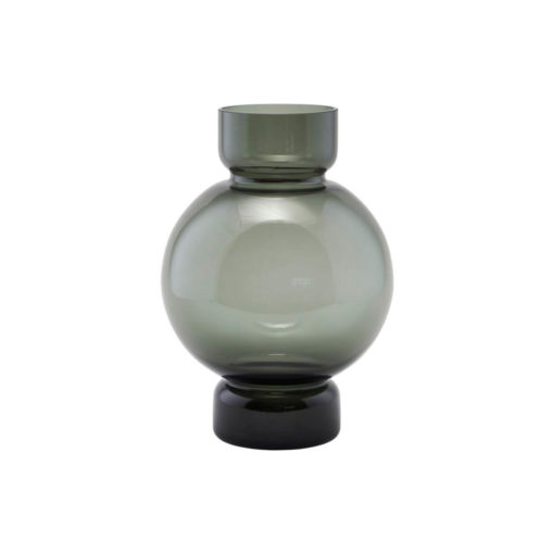 House Doctor Vase BUBBLE Grey Small