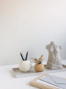 Cooee is back in stock, sculpture, ball vase